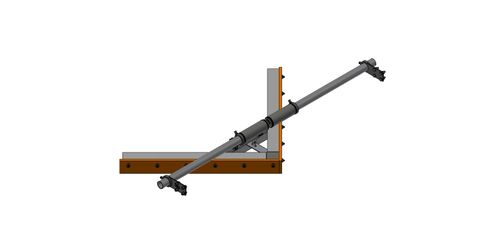 Cleaner TUFF Vee Plough Floating HD 2200