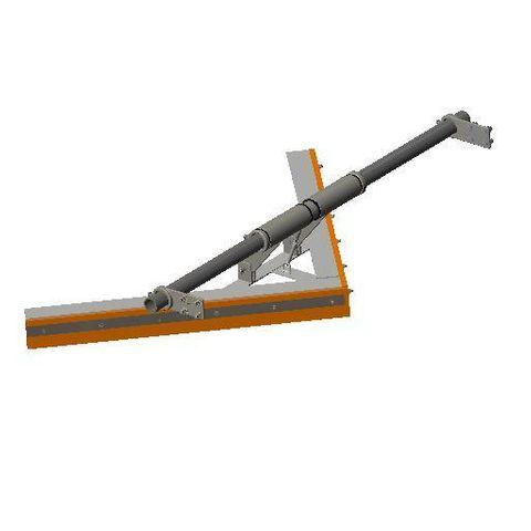 Cleaner TUFF Vee Plough Floating HD 1600