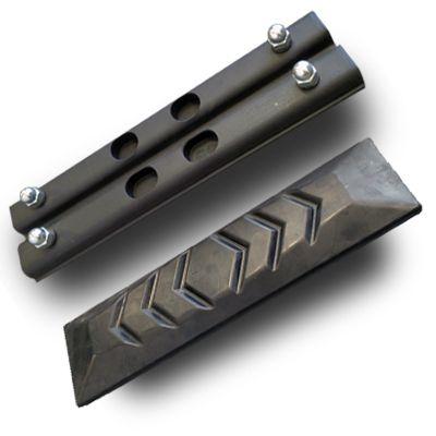 TUFFPAD Bolt-On Pad Hitachi ZX35 300mm