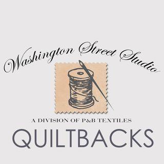 WASHINGTON STREET QUILTBACKS