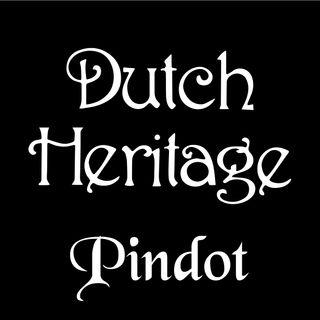 DUTCH HERITAGE: PINDOTS