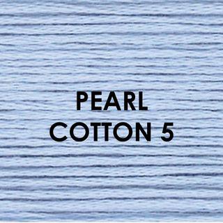 PEARL COTTON 5