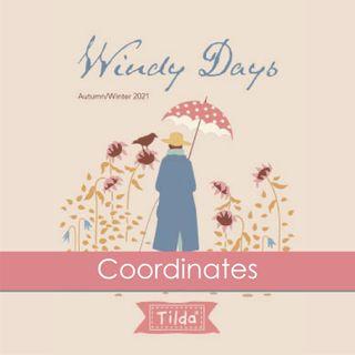 WINDY DAYS COORDINATES - OCTOBER 2021