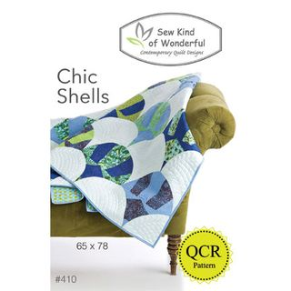 QCR PATTERN CHIC SHELL