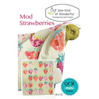 PATTERN MOD STRAWBERRIES