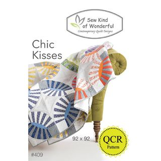 QCR PATTERN CHIC KISSES
