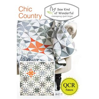 QCR PATTERN CHIC COUNTRY