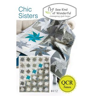 QCR PATTERN CHIC SISTERS