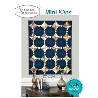 PATTERN MINI KITES