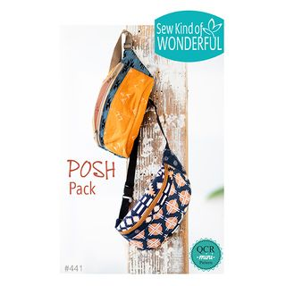 PATTERN POSH PACK