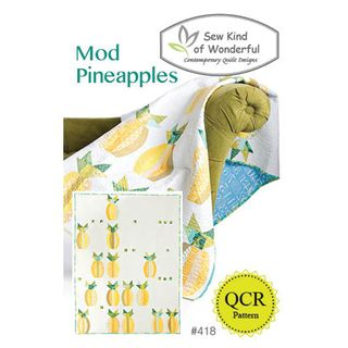 PATTERN MOD PINEAPPLES