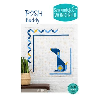 PATTERN POSH BUDDY
