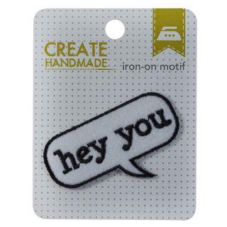 #HEY YOU MOTIF