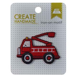 #FIRE TRUCK MOTIF