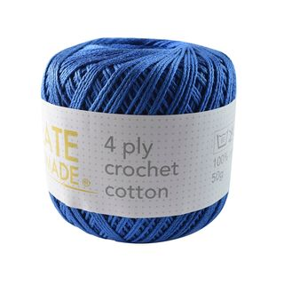4PLY CROCHET COTTON NOOSA