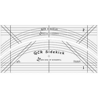 QCR SIDEKICK RULER 2 SET