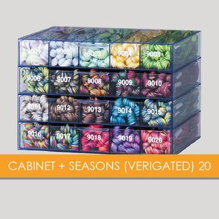 CABINET + SEASONS (VERIGATED) 20