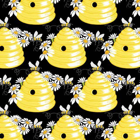 SUNNY BEE BY ANDOVER FABRICS
