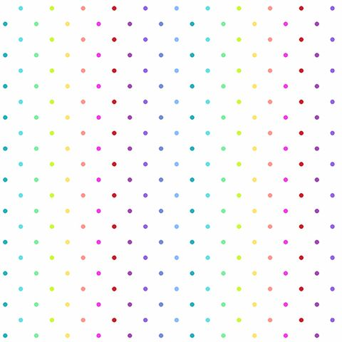 RAINBOW SPRINKLES BY ANDOVER F