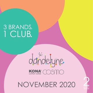 DANDELYNE CLUB 4 NOV 2020