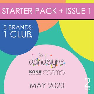 DANDELYNE CLUB 1 MAY 2020