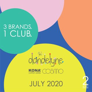 DANDELYNE CLUB 2 JULY 2020