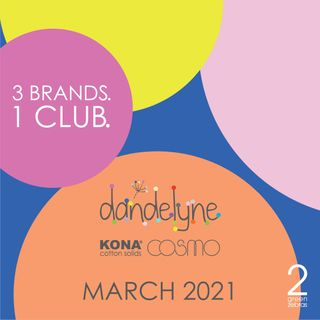 DANDELYNE CLUB 6 MARCH 2021