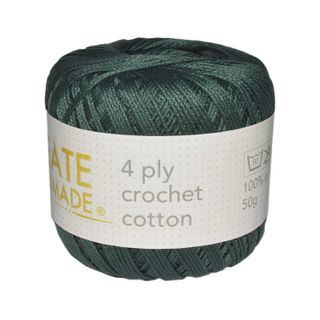 4 PLY CROCHET COTTON BOTTLE