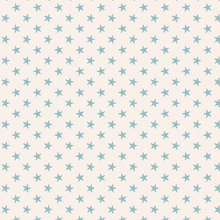 TILDA CLASSIC BASICS TINY STAR LIGHT BLUE