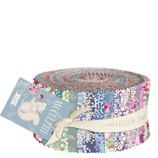 TILDA WOODLAND FABRIC ROLL