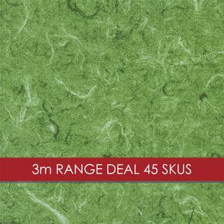 RANGE DEAL FLOWERHOUSE BASICS 45 SKUS 3M