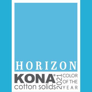 KONA SOLIDS HORIZON COTY2021