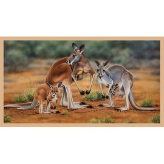 WILDLIFE ART 3