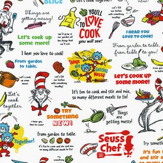 SEUSS CHEF - MAY 2021
