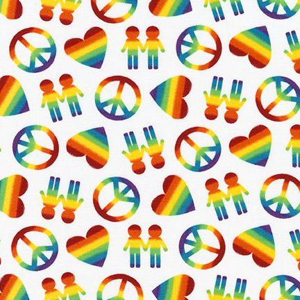 PEACE LOVE & PRIDE