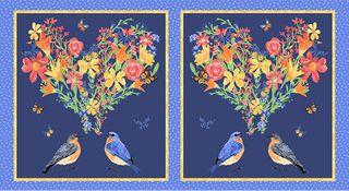 LOVE BIRDS - AUGUST 2021