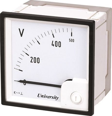 EQK96 (90° AC Moving Iron)