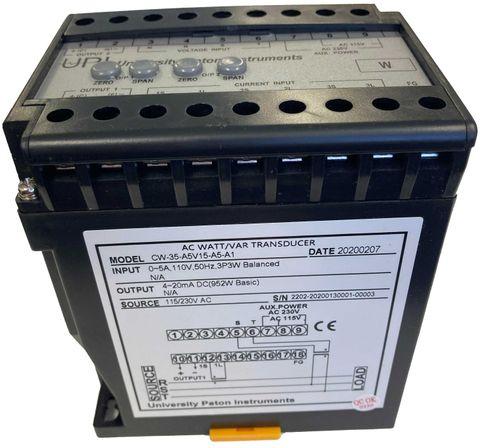 LW-12, 1P, 5A, 240V Input