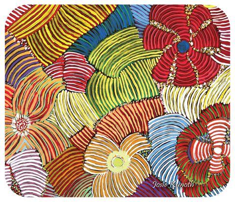 Mousepad - Josie Petyarre
