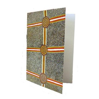 Greeting Card - Greeny Purvis