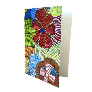 Greeting Card - Josie Petyarre