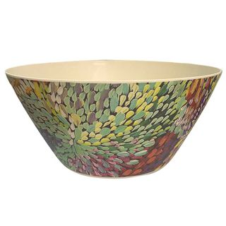 Bamboo Salad Bowl-Janelle Stockman