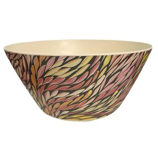 Bamboo Salad Bowl-Sacha Long