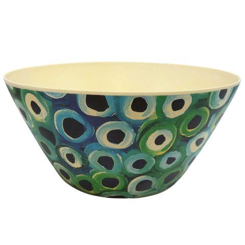 Bamboo Salad Bowl-Lena Pwerle