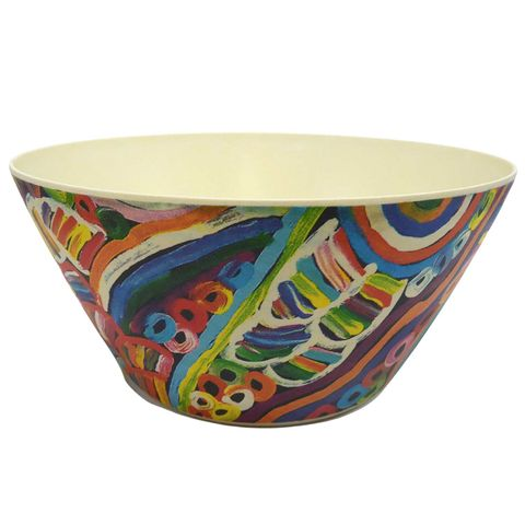 Bamboo Salad Bowl-Betty Club