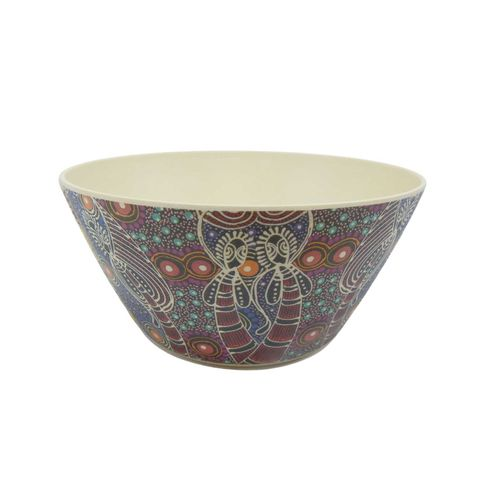 Bamboo Bowl Small-Colleen Wallace