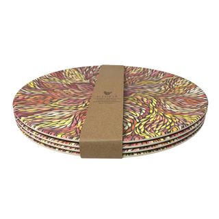 Bamboo Plate Set-Sacha Long