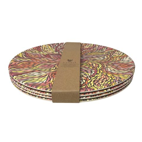 Bamboo Plate Set-Sacha Long