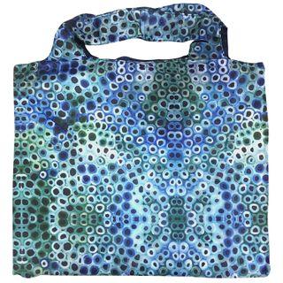 Foldable Shopping Bag -Lena Pwerle