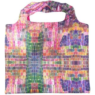 Foldable Shopping Bag -Jeannie Mills